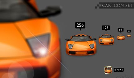 Car icon by nishad2m8