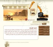 Al Akkad WebSite by KarimStudio