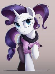 Never Be Royals - Rarity's Fresh Threads by NCMares