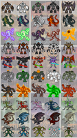 (UPDATE!) WOTM2: Returning Monsters by DinoHunter2
