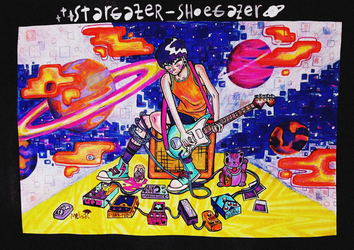 Stargazer-shoegazer by meliseichon