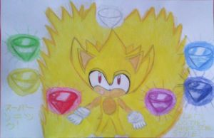 Super Sonic Style! by MC-Gemstone