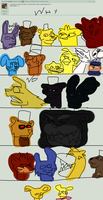 Question 250 by Ask-The-Fazbear-Bros