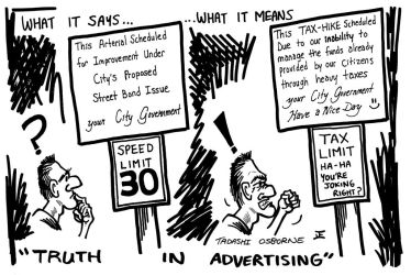 'Truth In Advertising' by TADASHI-STATION