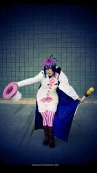 Mephisto Pheles | Welcome by Emzone