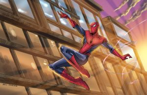 Spider-Man by ejimenez