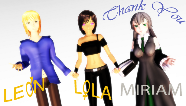 Thank You VOCALOID1 by Pokeluver223