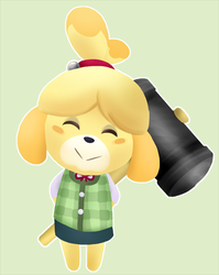 Isabelle by Hannah66665