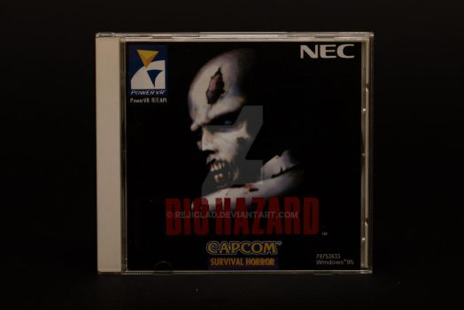Biohazard NEC PC by Rejiclad