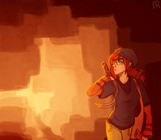ooo lets go inside sure nothing bad will happen by 1WebRainbowe1