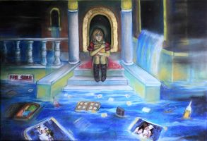 Glass Roots: Mom in the Present by AngelicRoyalty