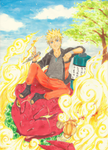 Naruto by End-0