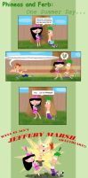 PaF-One Summer Day .:colored:. by Loreto-Arts