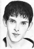 Colin Morgan by prettymodelboy