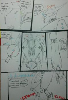 Ship Heart Relica. Page 5 by ROFLTURKEY