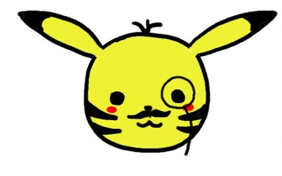 Sir Pikachu by BuffBabyFinn