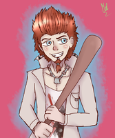 Theme 11. Baseball (Leon Kuwata) by Meloewe