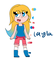 Layla - Redesign by OctoWeeb