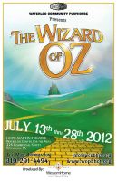 The Wizard of Oz Poster - WCP by cqb