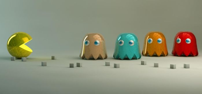 Pacman by SimonTroncoso