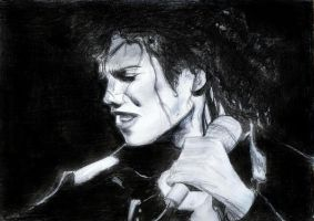 Michael Jackson - King of Pop by iBlueLight