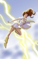 Mary Marvel by theFranchize