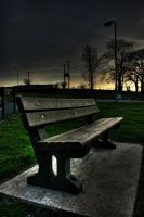 Bench. by jon3782001