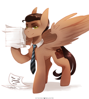 Pure Business by FoxInShadow