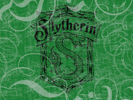 Slytherin by shadowshamrock