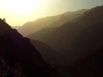Hills of the King's Canyon by olgakofti