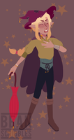 Sizzle it up with Taako by OnlyJellyBeans