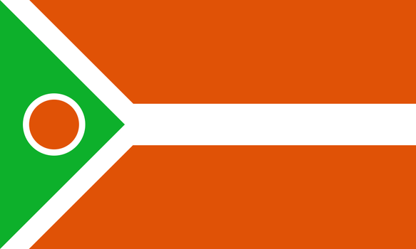 Alt. flag of Niger by Kristo1594