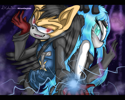 We won't bite... by sonicfangirl666