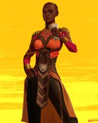 Okoye by MeTaa