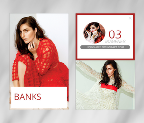 Photopack 192 // Banks by HQSource