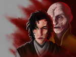 The Corruption of Ben Solo by HaltabSD