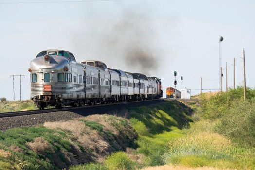 California Zephyr by paploothelearned
