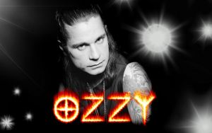 Another Ozzy wall xD by RadiantCharizard