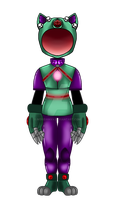 Big Hero 6- Nomi's Suit by NoxidamXV