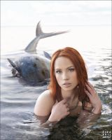 .: Mermaid :. by sideshowsito