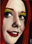 Vampire Willow-Alyson Hannigan by Dr-Horrible