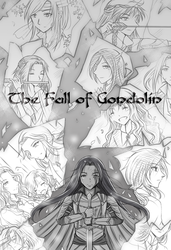 The Fall Of Gondolin by Windrelyn