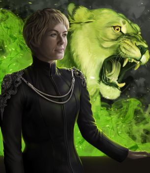 Cersei Lannister by AnnettaSassi