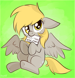 Muffin Mare by crocelif