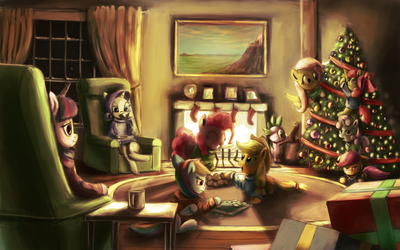 The Most Wonderful Time of the Year by AnticularPony
