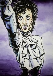 Prince Tribute by asunder