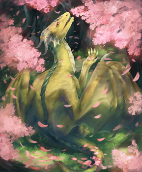 Cherry Blossom by R8A-creations