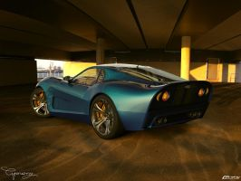 Ford Cobra Snakehead 7 by cipriany