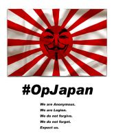 ANONYMOUS, OpJapan by maggiemgill