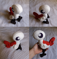 Puckoo Plush by red-anteater